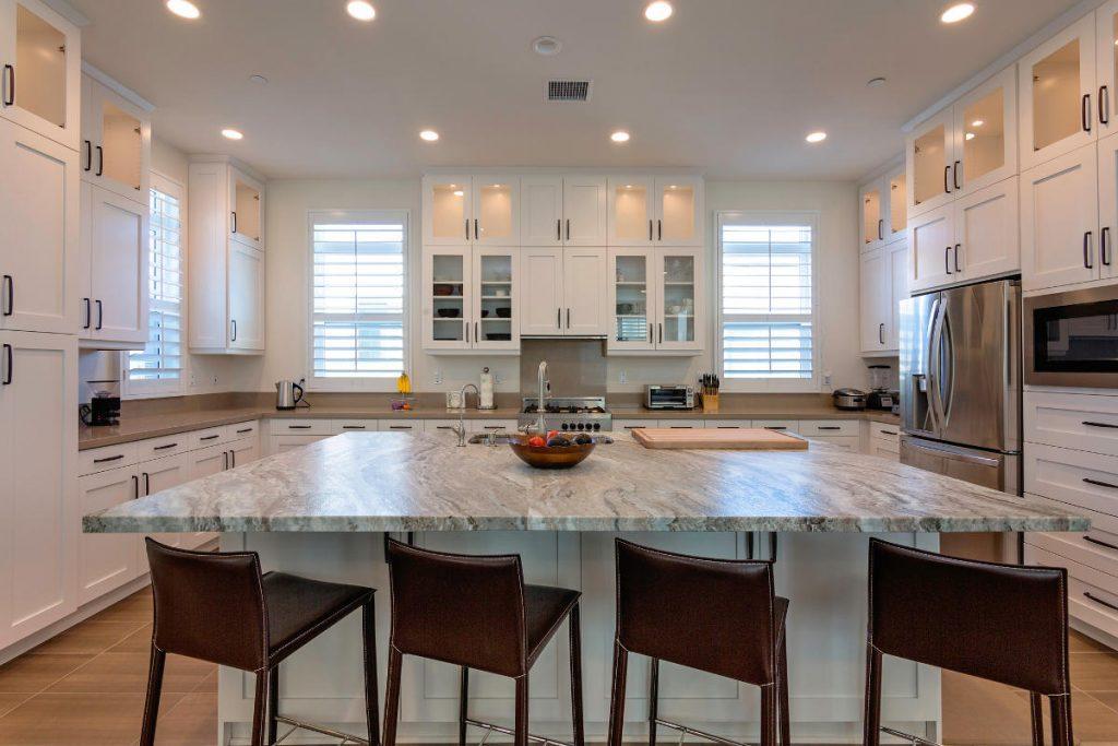 Granite Kitchen Countertops in Auburndale, Florida