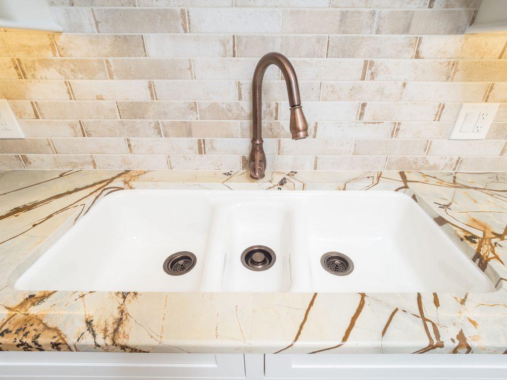 Granite Bathroom Countertops in Lakeland, Florida