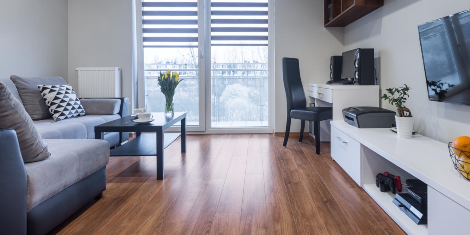 flooring for a tiny house